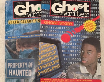 Ghost writer books