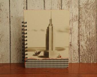 Olivia Board Book Journal/Sketchbook