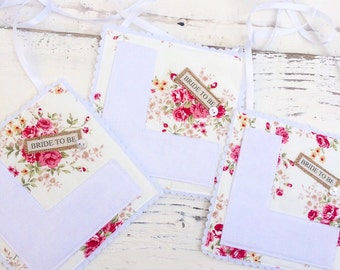 Vintage L Plate - Bride To Be L Plate - Vintage Floral Hen Party - Shabby Chic Hen Party