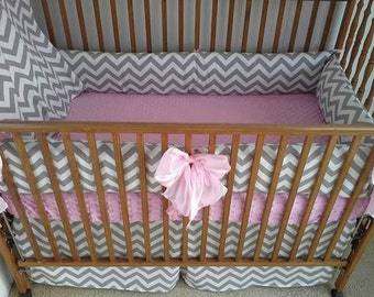 Light Pink And Gray Chevron Baby Shower Games