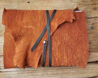 Leather Notebook/ Journal/ Sketchbook