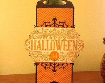 Halloween Wine Bottle Tag