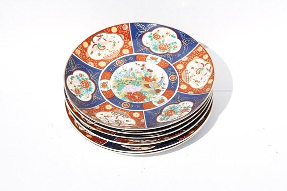 Imari Plate Imari Porcelain Imari Set Imari Chinese