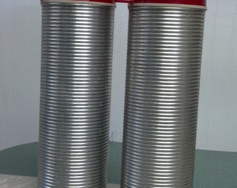 Vintage 50s Thermos Bottles (2)