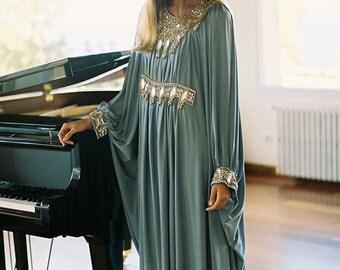 70's vintage tunic dress katfan