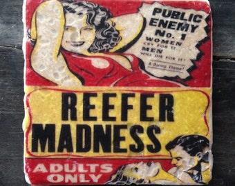 Reefer Madness Public Enemy No. 1 Tile