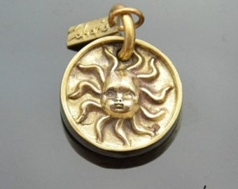 Pendant Watchman Day Bronze