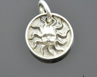 Pendant Watchman Day Silver