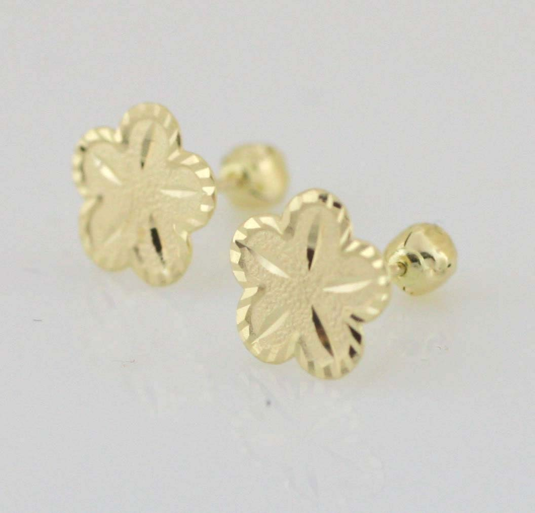 earrings screw back how to put on