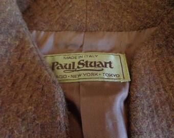 Paul Stewart Cashmere Suit for Women size 12