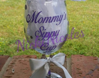 Mommy's Sippy cups