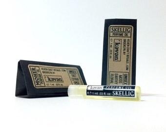Libation Perfume Sample in Origami
