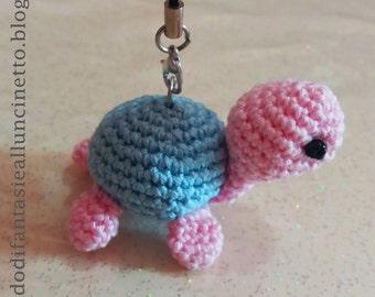 Baby Turtle crocheted - amigurumi