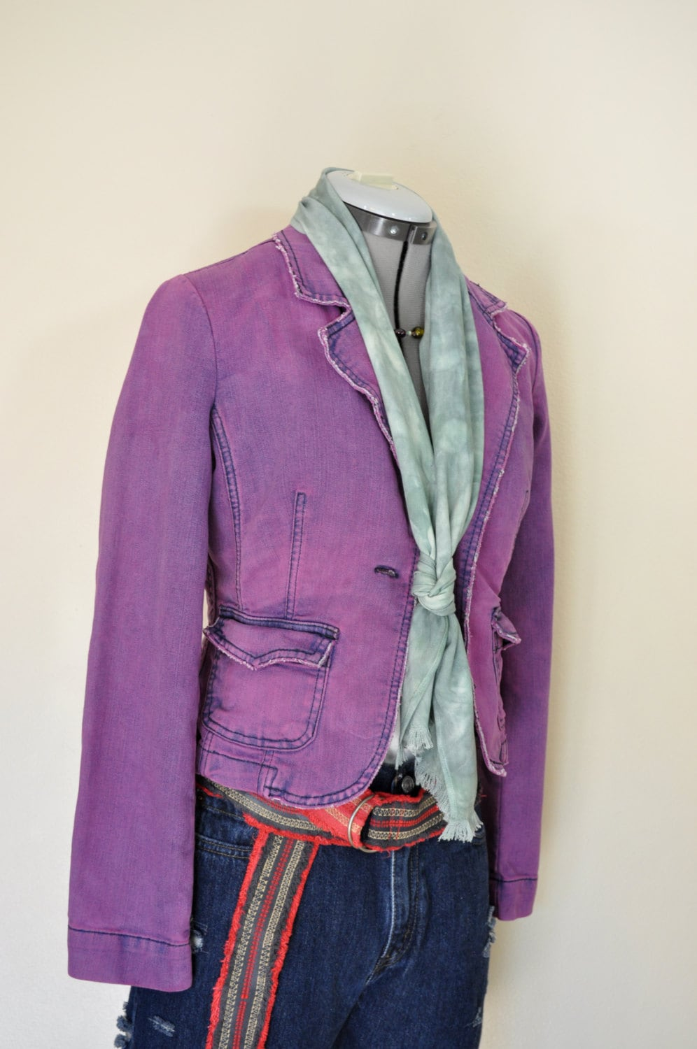 You searched for: purple denim jacket! Etsy is the home to thousands of handmade, vintage, and one-of-a-kind products and gifts related to your search. No matter what you're looking for or where you are in the world, our global marketplace of sellers can help you .