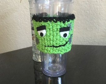 Frankenstein Coffee Cozy