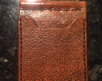 Handmade Clipper Wallet