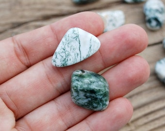 Tree Agate loose gemstones