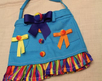 Circus Clown purse