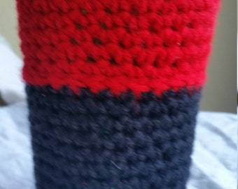Red and Black Cozy To Go!