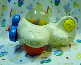 Airplane Playskool Pop O Matic 1988 Playskool Inc.