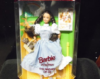 Mattel Hollywood Legends Collections Barbie as Dorothy from The Wizard of Oz Barbie Doll