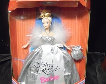 "1996 BARBIE ""Silver Royale"" DOLL"