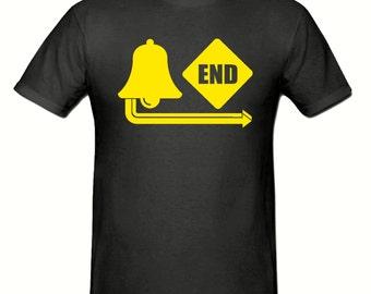Bell End t shirt, t shirt sizes small- xxl, gift,Rude t shirt,unisex t shirt