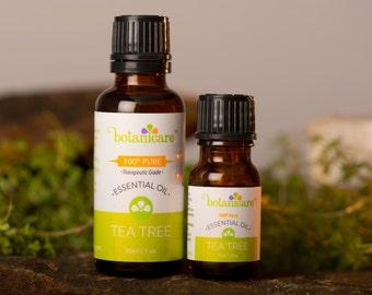 Tea Tree Essential Oil Therapeutic Grade 100% Pure 10ml/.33oz and 30ml/1oz