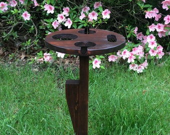 Picnic Wine Table