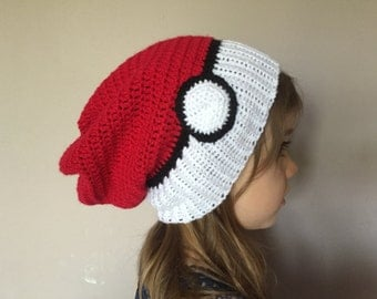 Adult Crochet Pokemon Hat