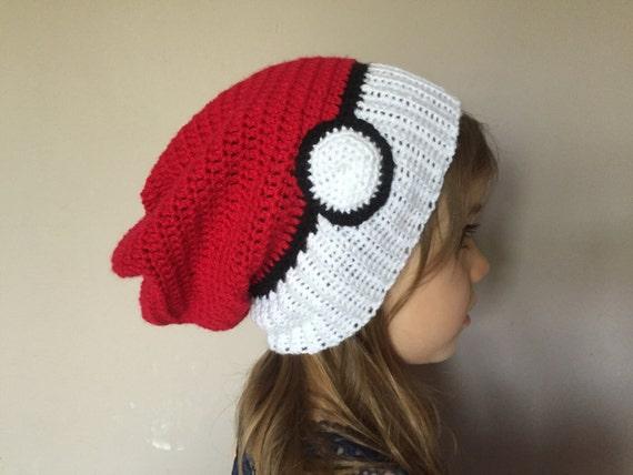 Free Crochet Pattern Pokemon Hat : Adult Crochet Pokemon Hat