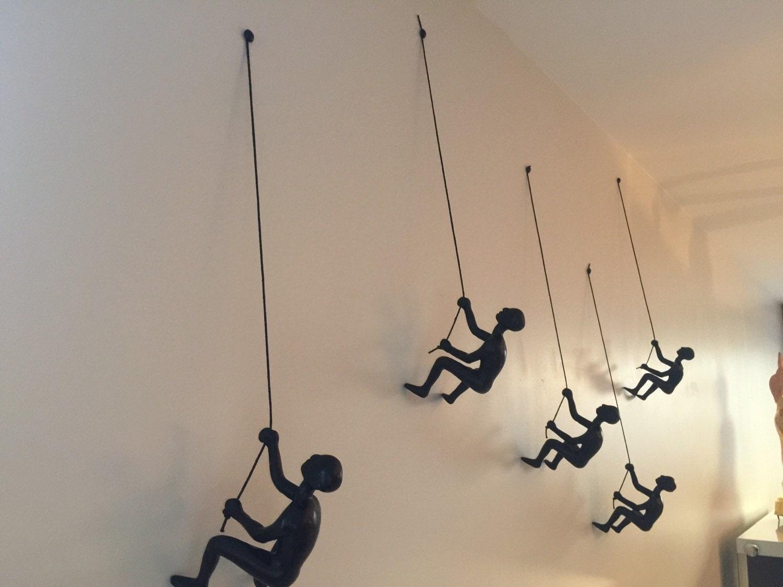 1 piece climbing sculpture wall art gift for home decor zoom amipublicfo Choice Image