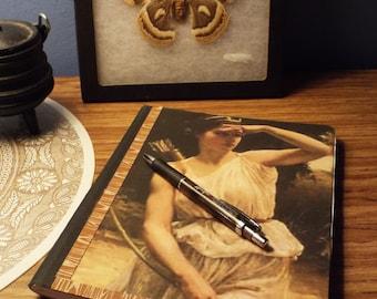 Goddess Diana journal