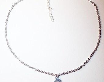 Luna Simple Chain Choker