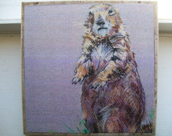 Prairie Dog - NoZoo Art