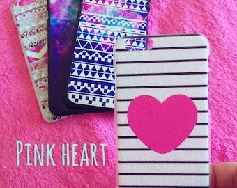 Unique & lovely cases for iphone 6! Hard plastic fitted case (: 4 cases to choose from!