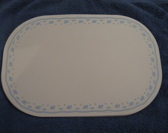 Corelle Morning Blue Placemats