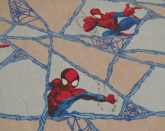 Spider-man Twin fitted sheet