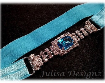 Rhinestone Jeweled Headband (C8)