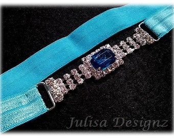 Rhinestone Jeweled Headband (C18)