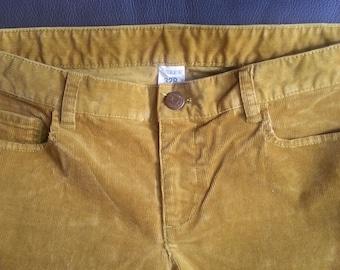 J Crew vintage corduroy pants