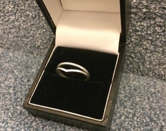 Double Ring Stack - Sterling Silver
