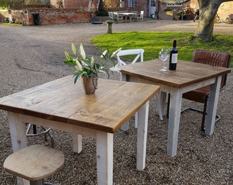 Rustic Pub Tables Dining Tables Bespoke