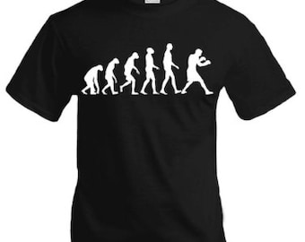T-Shirt The Evolution of Boxing