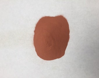 Copper Powder for Inlay or Cold Casting 1 oz.