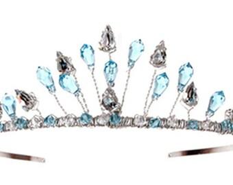 Wedding Tiara, Swarovski Crystal Tiara, Bridal Tiara, Tiaras and Crown, Wedding Tiaras