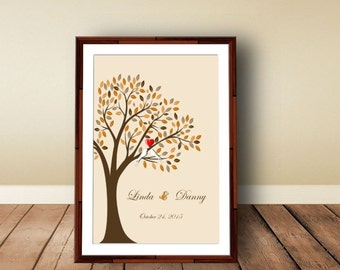 Wedding, digital download, instant download, printable art, customized wedding gift, bride, groom, spouses, anniversary, St. Valentine.