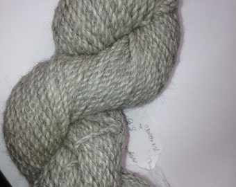 El Griego's yarn:, the kissing alpaca -grade 1, 160yards, 100 grams per skein