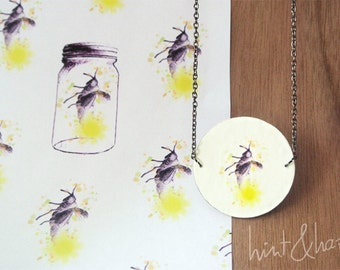 Thaumatrope firefly