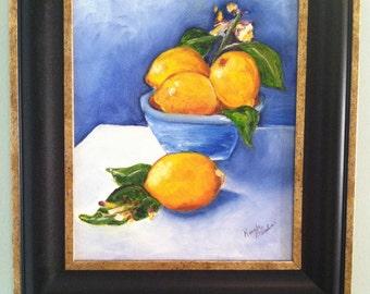 Lemons Anyone- Print-free Shipping